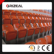 foldable stadium chairs OZ-3063 Floor mounted fixed seat