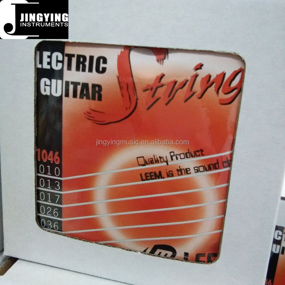 2017 New Customizable Electric Guitar Strings SET1046