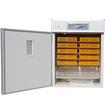 Top sale fully  automatic  incubator chicken 880 egg  incubator hatching machine
