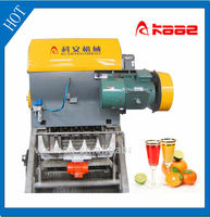 Good quality industrial tangerine juicer manufactured in wuxi Kaae