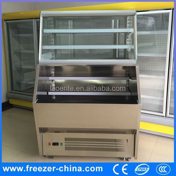 from china cake display cabinet refrigerate