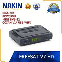 digital cable tv set top box V8 Golden satellite receiver DVB S2&DVB T2 dvb-c iptv streaming server