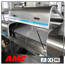Sterilizing Full Automatic GMP Guidelines brick making machine Cooling Tunnel Machine