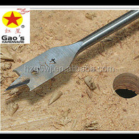 WOOD WORKING TOOL FLAT DRILL BIT