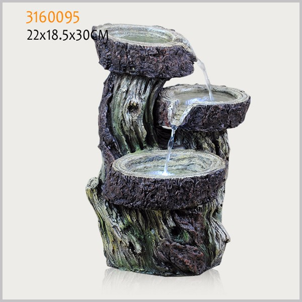 Item Polyresin meja dalam ruangan fountain feng shui air mancur mini
