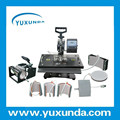 New 8in1 Combo Digital Heat Press Machine for T-Shirt, Mugs,Plate,Phone Case etc.