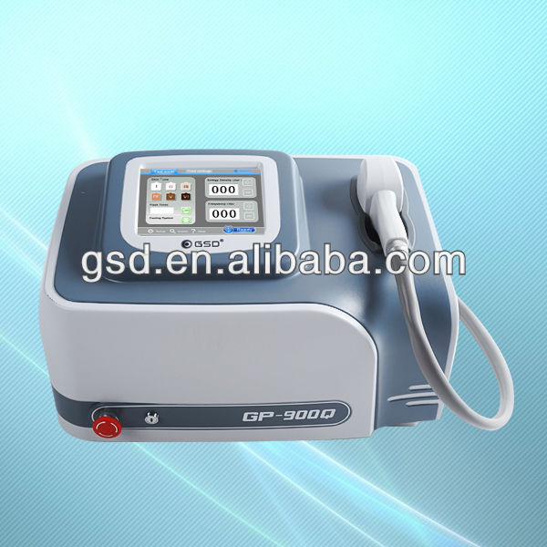 Portable 810nm diode laser soft laser equipment (GSD Coolite)