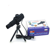 mini 2.0MP Digital binoculars Monitor Take pictures video Telescope use for Smart capture Recording video