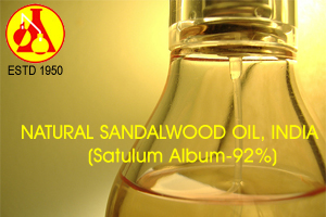 Sandalwood East Indian Essential Oil 100% Pure