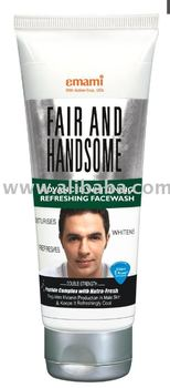 Men Refreshing FaceWash - Fair and Handsome