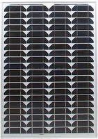 Solar Panel 12V 40W Watt - GEO Technik Germany