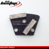 Bestop 30# Diamond Grinding Brick for Concrete Polishing