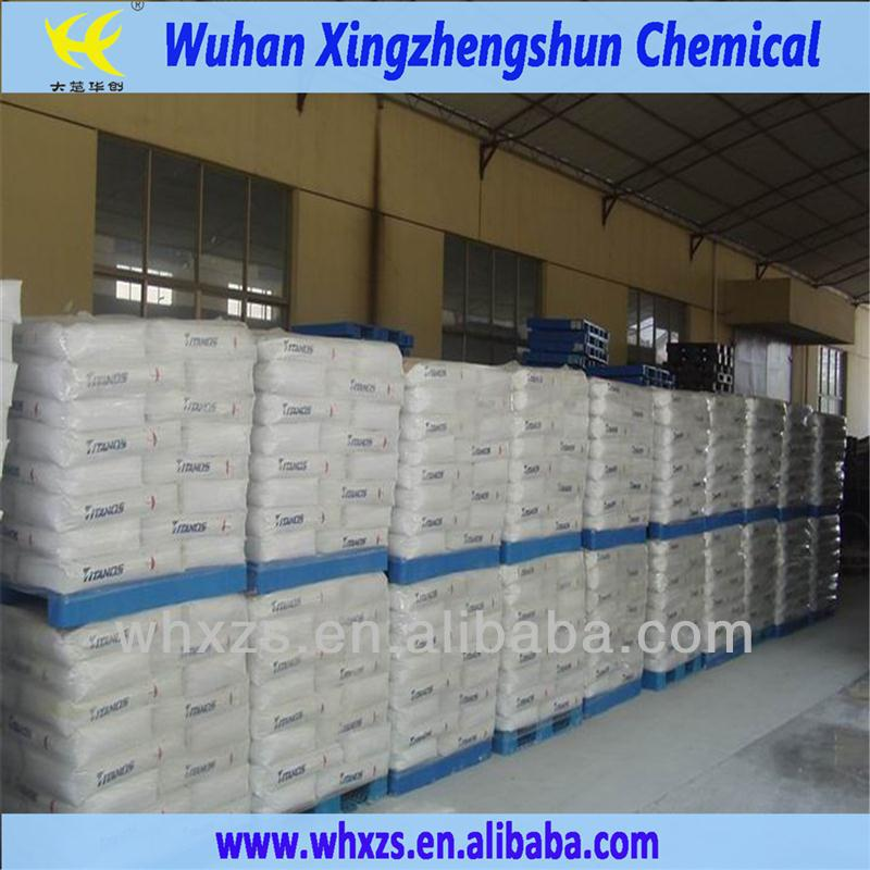 High purity european rutile titanium dioxide