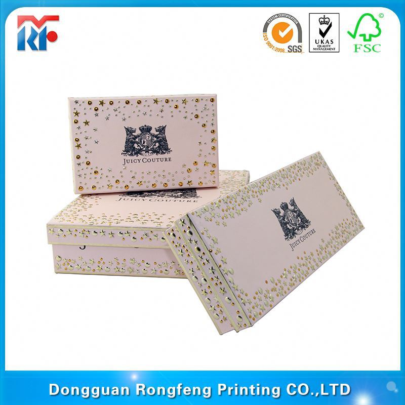 parcel wholesale paper gift packing box