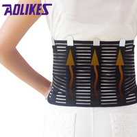New design waist support belt for men with steel wholesale