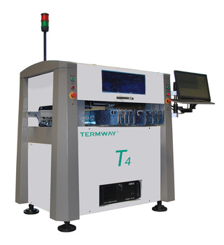 T4 -4 heads automatic Pick and Place machine