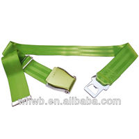 Green color habasit belt