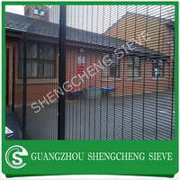 High security anti climb small hole fence snake fence