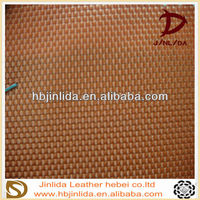1200D pvc leather synthetic leather for travel bags