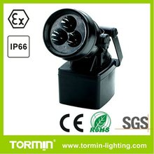 CE RoHS LED Portable Explosion Proof Searchlight