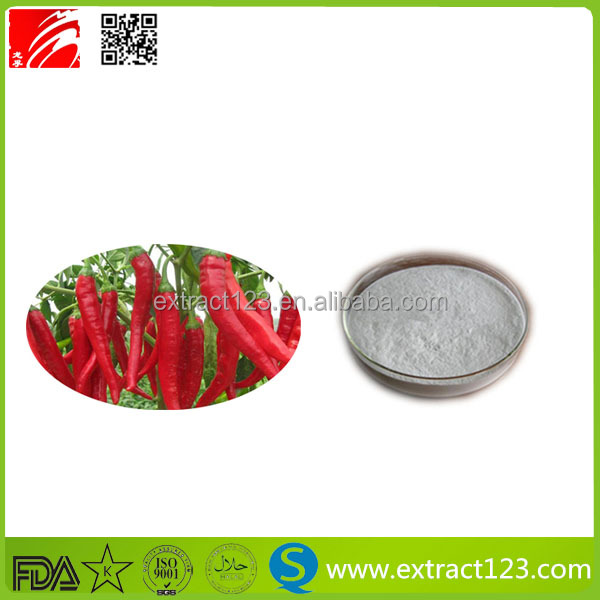 Health Benefit capsicum annuum fruit extract /capsicum capsules