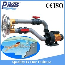 Swimming training type swimming pool water jet pump price