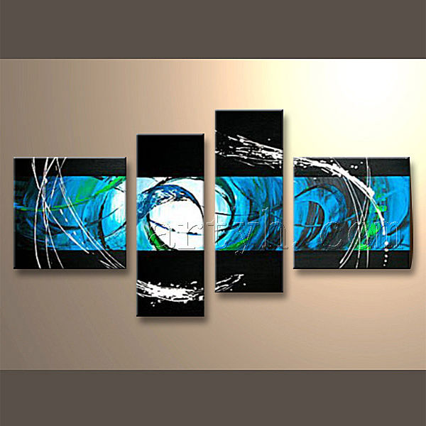 100% Handmade World Famous Abstract Canvas Oil Paintings For Decoration Home