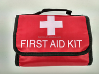 Pet medical kit contain basic needs / Dog first aid kit Promotional pet supplies