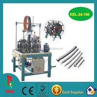 CE High speed stainless steel flexible hose machine