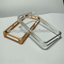 OEM screw metal bumper case for Iphone 5