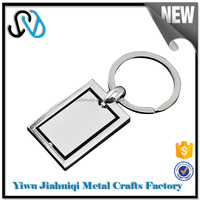 Wholesale manufacture high quality Promotional cheap genuine leather keychain in china