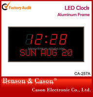 LED Digital Wall Clock For Older