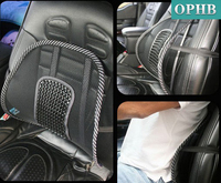 mesh car seat lumbar support relieve your back fatigue during seating