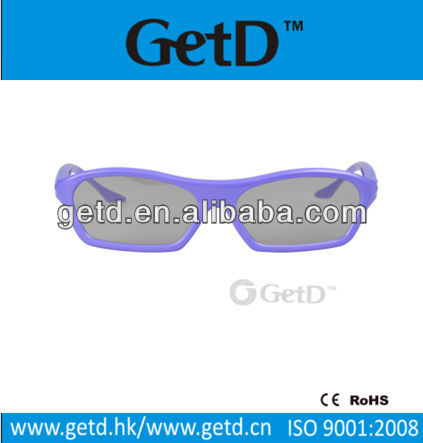 2d to 3d converter polarized best virtual passive circular polarized 3d glasses