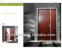 Interior Melamine Mother-son Entry Door