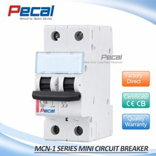 DX 2P 32A hot sale 6kA mini circuit breaker with china wholesale price