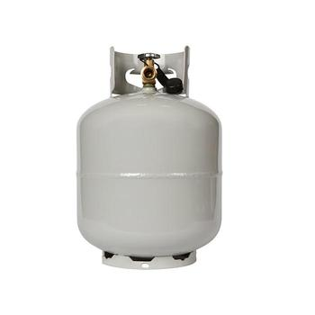 8.5kg empty lpg gas cylinder with QCC valve for Australia
