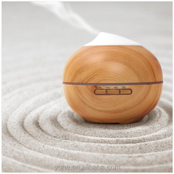 Big selling 7 color led electric aroma diffuser battery operated mini humidifier