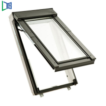 Alibaba Foshan manufacturer aluminum frosted glass window/Top Hung window