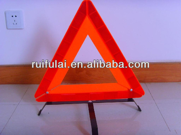 The Best quality Auto Red Warning Triangle