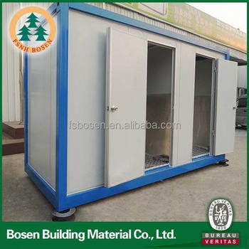 house of container office tent