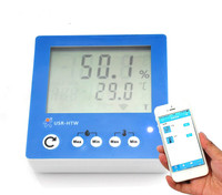Wireless Wifi temperature and humidity sensors, temperature and humidity Transmitter