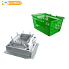 china custom plastic basket injection mold for sale