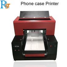 RFC new product digital A3 UV LED flatbed printer uv phone case printer with Infrared device