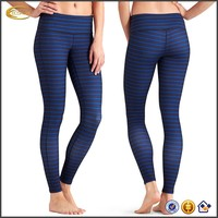 yoga apparel wholesale Stripes Chaturanga Tight women sexy yoga apparel wholesale Stripes Chaturanga Tight women sexy yoga pants
