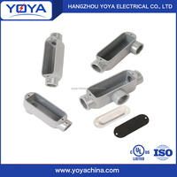 electrical conduit outlet bodies