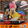 Lovely Popular Summer Playing TOP HOT inflatable mickey mouse