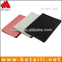 For iPad Mini 2/3/4 Universal Design PU Tablet Case Professional Factory