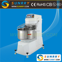Hot sale large commercial prices spiral dough mixer with CE