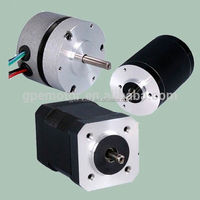 Brushless Dc Electrical Car Motor